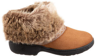 9c5190959106b9 at JCPenney · Isotoner Microsuede Bootie Slippers with 360 Memory Foam