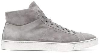 Santoni Runner Gloria High sneakers