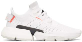 adidas White POD-S3.1 Sneakers