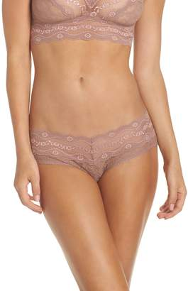 B.Tempt'd 'Lace Kiss' Hipster Briefs