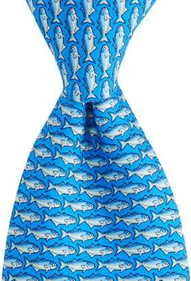 Vineyard Vines Boys Bluefish Tie