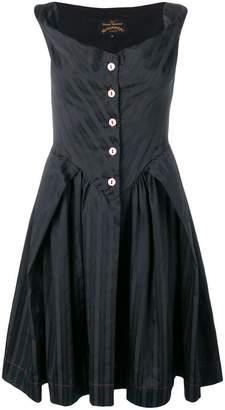 Vivienne Westwood corset-style dress