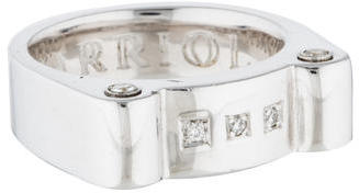 CharriolCharriol Sterling Silver Diamond Ring
