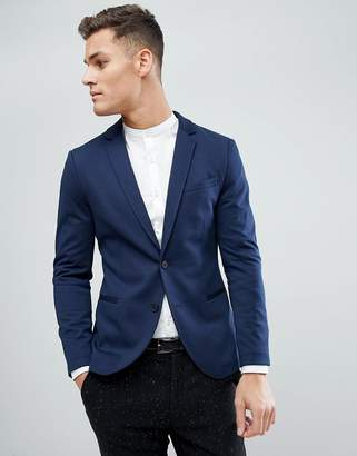 Kiomi Blazer In Dark Blue