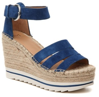 Marc Fisher Sammy Espadrille Wedge Sandal