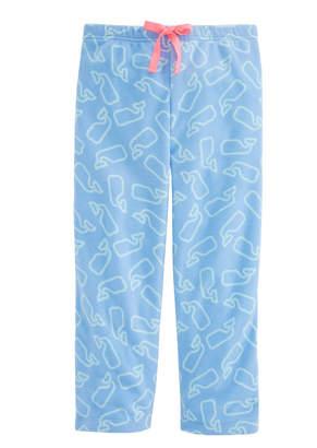 Vineyard Vines Girls Printed Fleece Lounge Pants