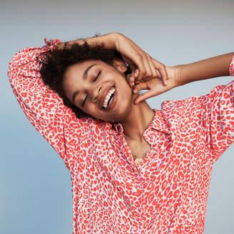 0e5b4778a36bb Maje Leopard print blouse