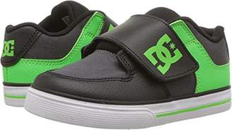 DC Kids Youth Pure V Toddler Skate Shoes