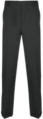 Prada tailored tapered trousers