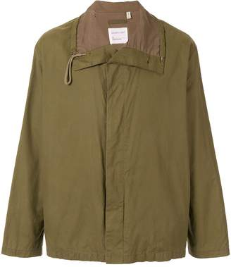 Helmut Lang Pre-Owned 1999 roll neck lightweight jacket