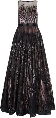 Jovani Sleeveless Sequin Gown