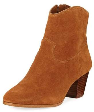 MICHAEL Michael Kors Avery Sport Suede Ankle Boots