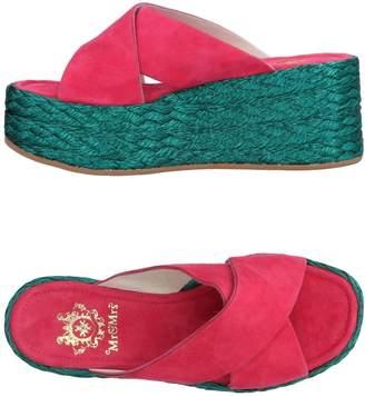 Mr & Mrs Italy Sandals
