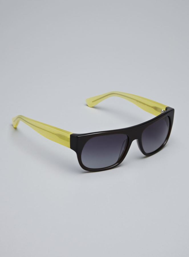 Phillip Lim Ladies Emile Soleil Plastic Sunglasses