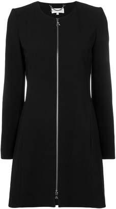 Patrizia Pepe long zipped jacket