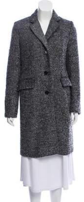 MICHAEL Michael Kors Bouclé Top Coat
