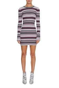Lulu & Rose Binx Stripe Knit Dress