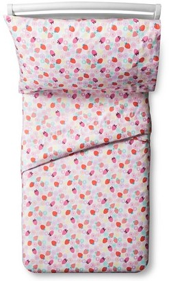 Pillowfort Berry Brights Sheet Set - Toddler - 3 pc - Multicolor $14.99 thestylecure.com