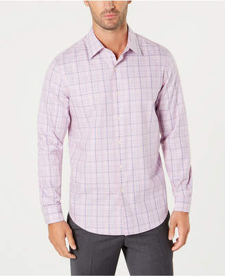Tasso Elba Men's Plaid Shirt