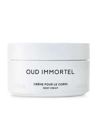 Byredo Oud Immortel Crème Pour Le Corps Body Cream, 200 mL