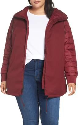 Columbia Boundary Bay Waterproof Hybrid Jacket