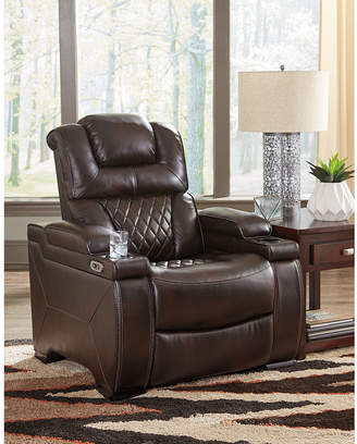 Signature Design by Ashley Warnerton Power Recliner