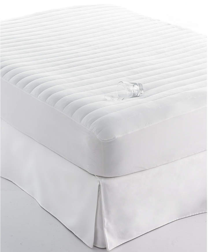 Home Design Waterproof Mattress Pads, Down Alternative Fiber Fill, Created for Macy's