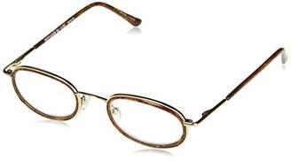 Vera Wang Women's Beryllium BRLMBU25 Oval Reading Glasses