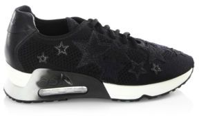 Ash Lucky Star Sneakers $215 thestylecure.com