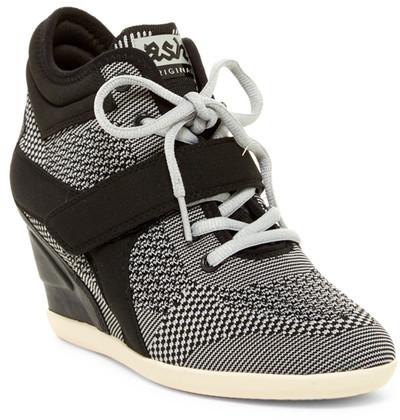 AshAsh Bebop Hidden Wedge Sneaker