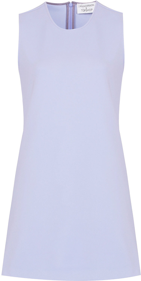J.W.Anderson **Neoprene Dress By for Topshop