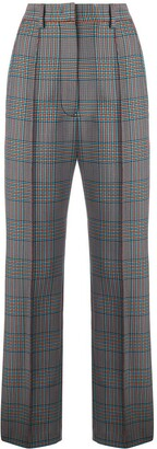 MM6 MAISON MARGIELA plaid trousers