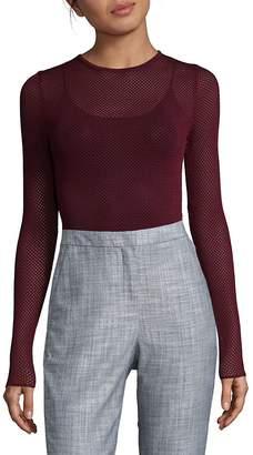 Ronny Kobo Women's Crewneck Bodysuit