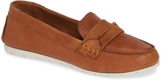 Frye Sedona Top Seam Moccasin Loafer