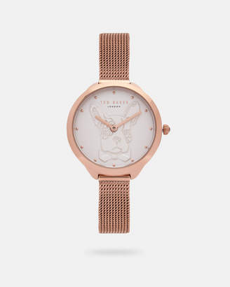 Ted Baker ELASIA French bulldog watch