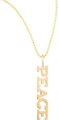 Chicco Zoe Personalized Five-Letter Necklace