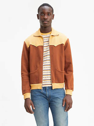 Levi's 1950's Zip Fleece Sweatshirt