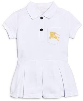 Burberry Girls' Mini Demelza Polo Dress - Baby