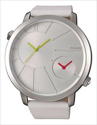 Moussy (マウジー) - マウジー腕時計 MOUSSY WM0101QC 腕時計 マウジー 時計 オリエント ORIENT ビッグ ケース MOUSSYBig Case
