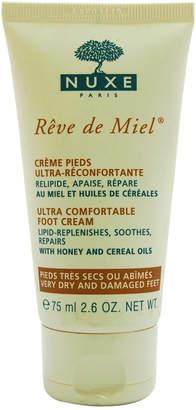 Nuxe 2.6Oz Reve De Miel Ultra Comfortable Foot Cream