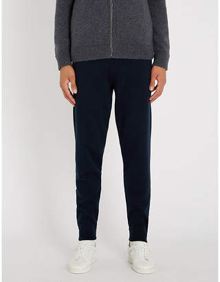 Corneliani Slim-fit jogging bottoms