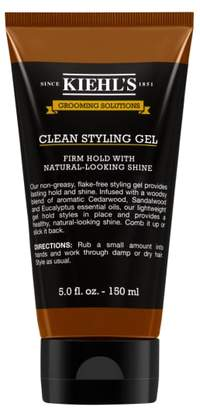 Kiehl's Grooming Solutions Clean Hold Styling Gel