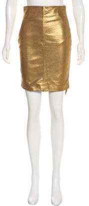 Rebecca Minkoff Pencil Leather Skirt