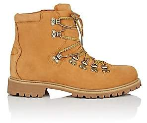 "Timberland Men's BNY Sole Series: ""Authentic Hike"" Nubuck Boots-Lt. brown"