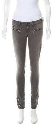 Victoria Beckham Low-Rise Jeans