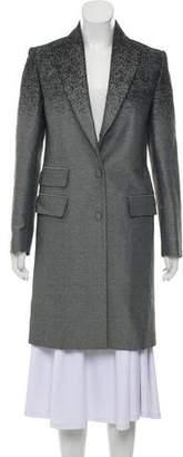 Alexander Wang Ombré Knee-Length Coat