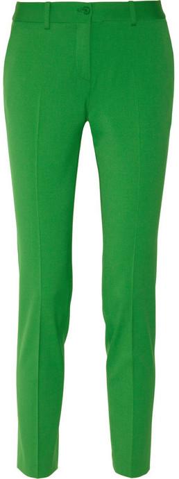 Michael Kors Samantha stretch-wool gabardine skinny pants