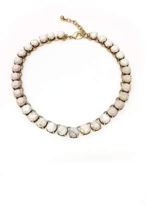Jchronicles Facet Stone Necklace