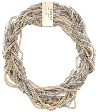 Lorena Antoniazzi layered necklace