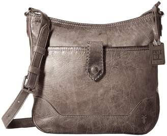 Frye Melissa Button Crossbody Cross Body Handbags